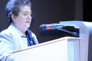 Irmã Araci Ludwig - Superiora da Província da Santa Cruz