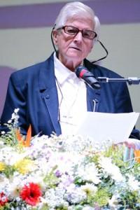 Irmã maria Emilia Welter - Doutora em Filosofia e práticas humanísticas honoris causa pela ALB